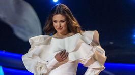 Finalistka súťaže krásy MISS Slovensko 2016 Ľudmila Šedivcová