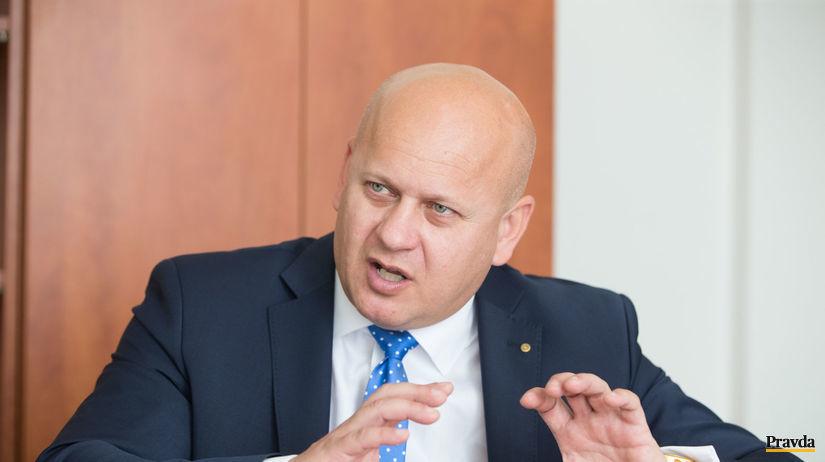 Michal Cehlár, dekan