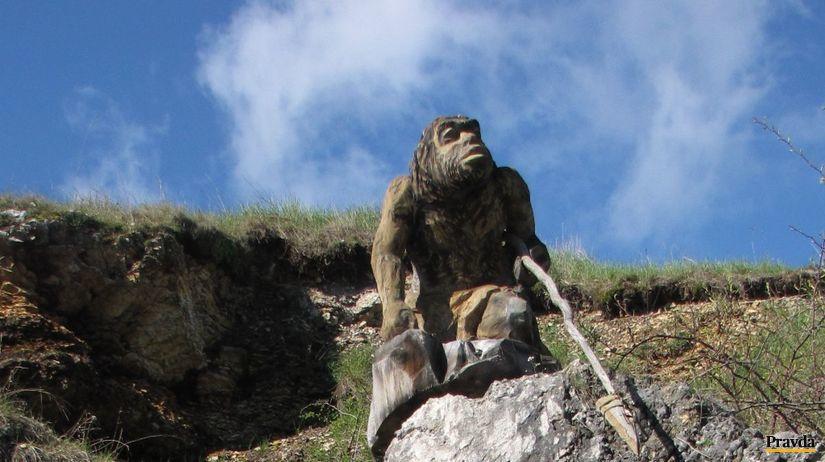 múzeum, Poprad, neandertálec