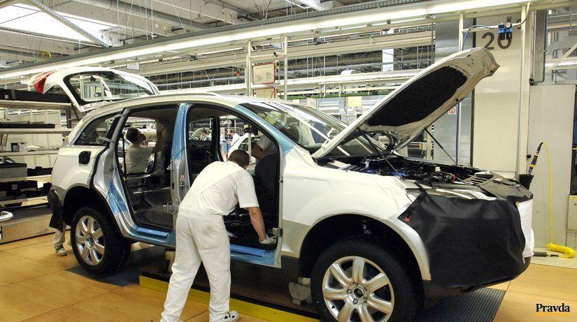 auto, automobilka, výroba áut