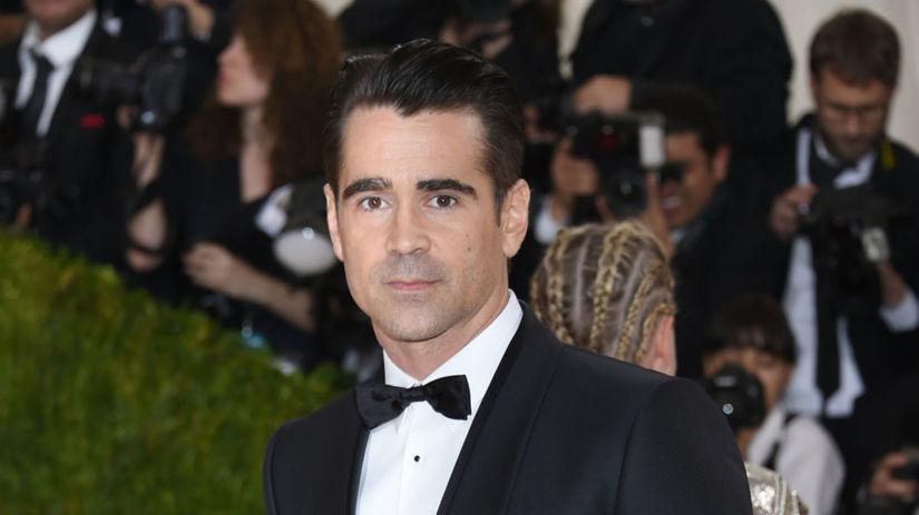 Herec Colin Farrell.