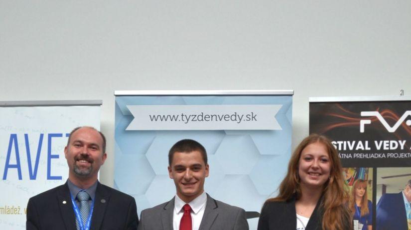 Intel ISEF, ISEF 2016, Ivan Grega, Jana...