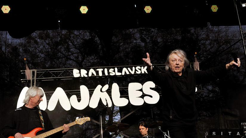 BRATISLAVA: Bratislavský majáles 2015