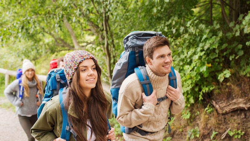 túra, turistika, príroda, les, turisti,...
