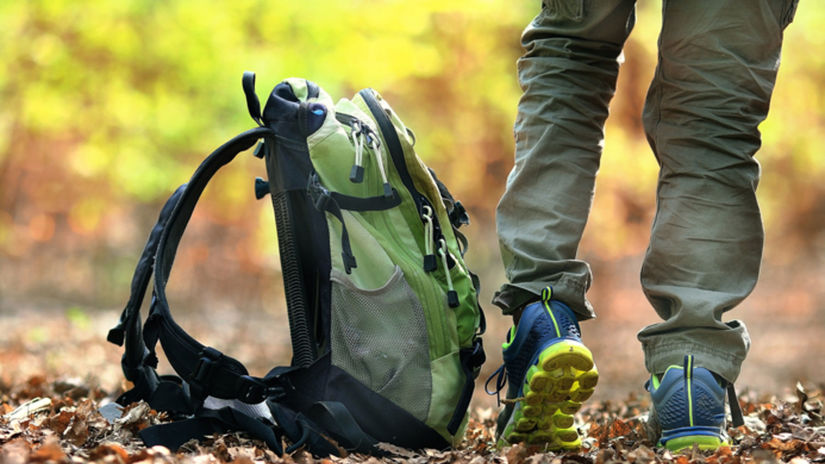 turistika, ruksak, túra, les, pešia túra,...