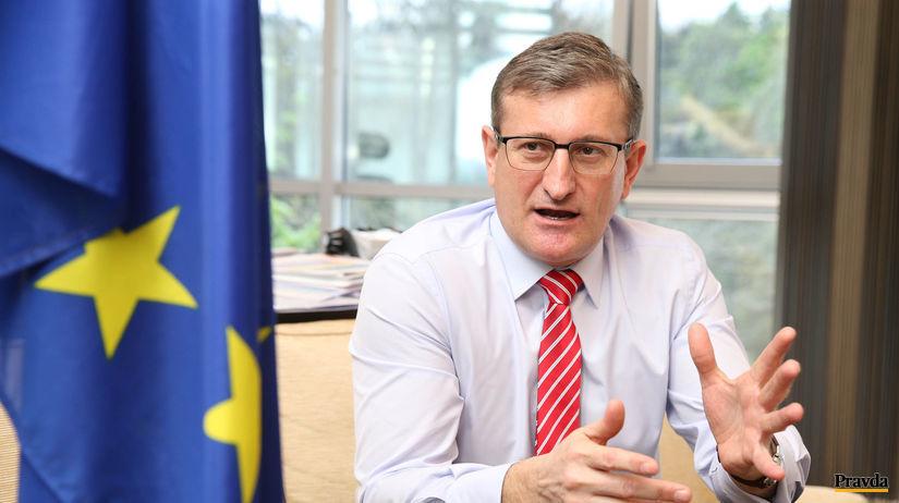 Dusan Chrenek, europska komisia, EÚ