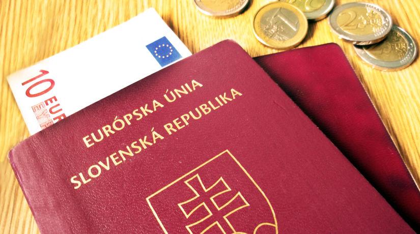 pas, cestovanie, cestovný pas, slovensko,...