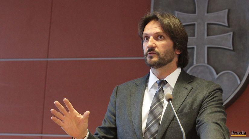 Róbert Kaliňák, minister vnútra