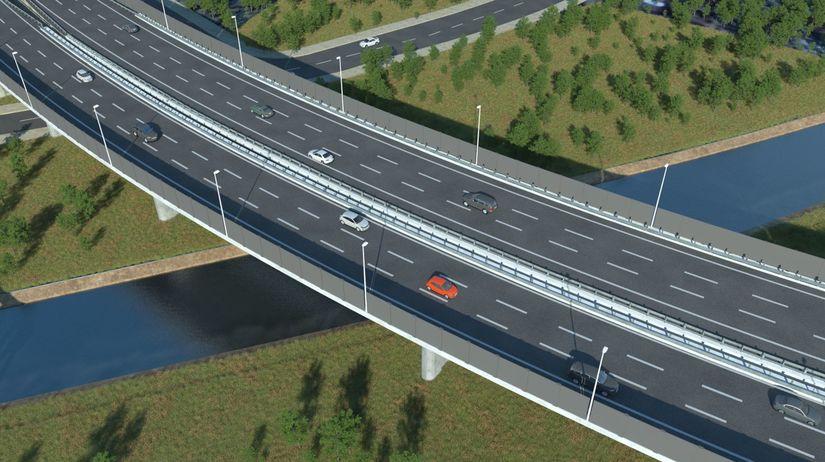 diaľnice, diaľnica, obchvat Bratislavy,