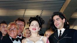 Cannes - festival - naj momenty - história - Madonna