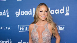 Speváčka Mariah Carey.