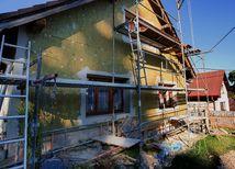 dom, stavba, novostavba, zatepľovanie, zelená domácnostiam, rekonštrukcia