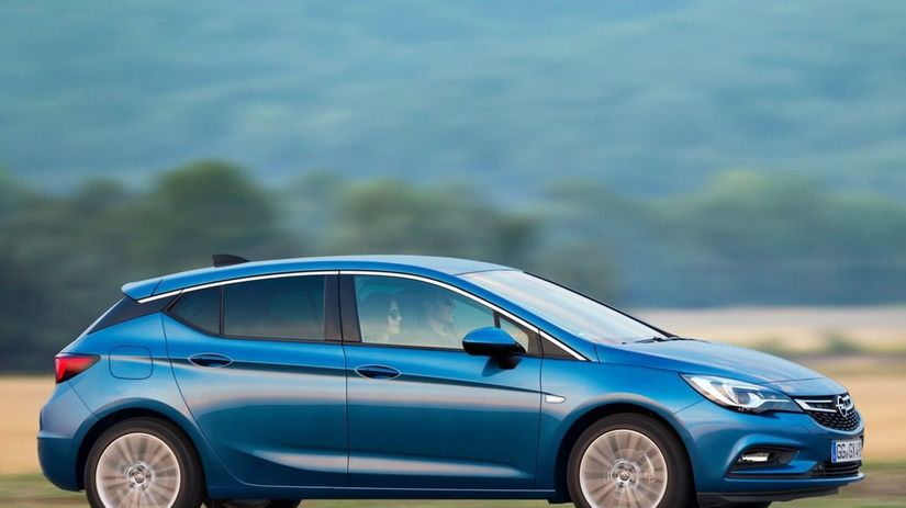 Opel Astra - 1.6 BiTurbo CDTi