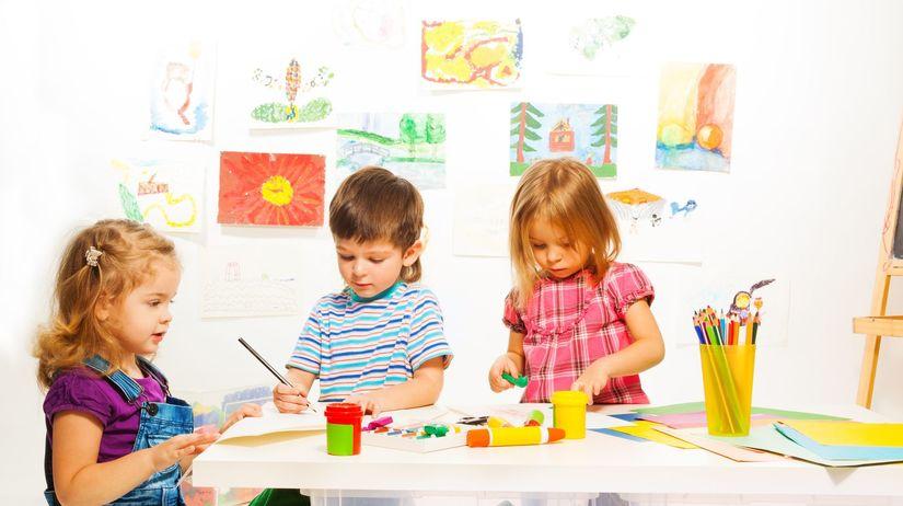 škôlka, deti, materská škola, detské aktivity,...