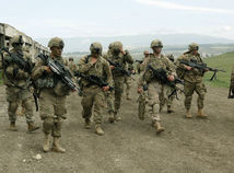 vojaci, NATO, vojenské cvičenie,