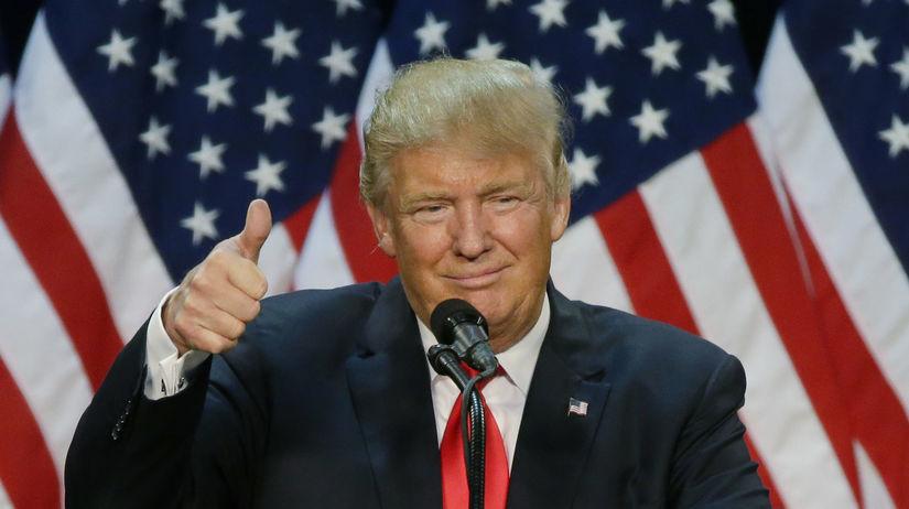 USA, Trump