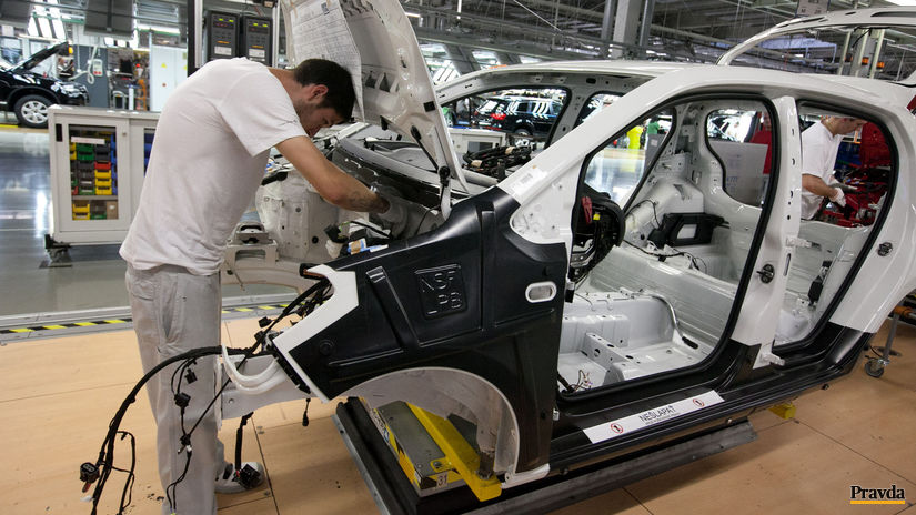 Volkswagen, automobilka, auto, výroba, továreň,...