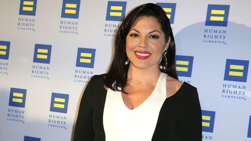 Herečka Sara Ramirez na archívnom zábere z roku...