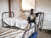 nemocnica, dieťa, Južný Sudán