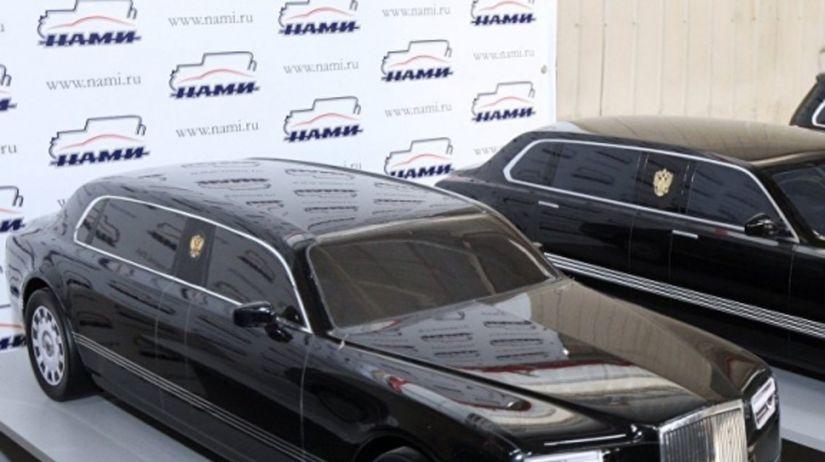 Cortege - ruská prezidenstská limuzína