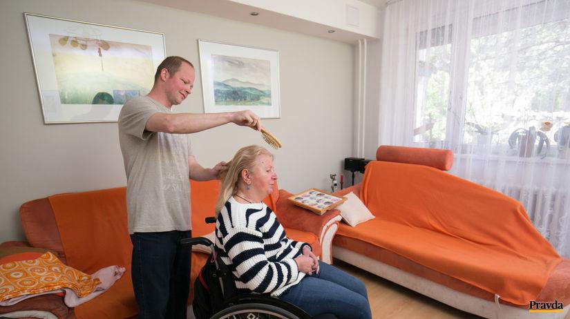 asistent klient Maria Labasova