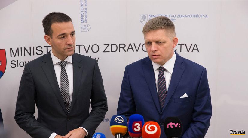 Robert Fico, Tomáš Drucker