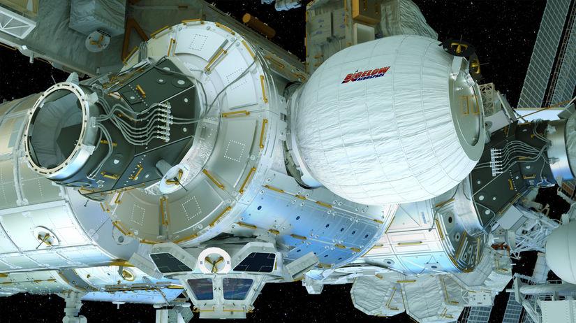 ISS, Bigelow, vesmírna stanica