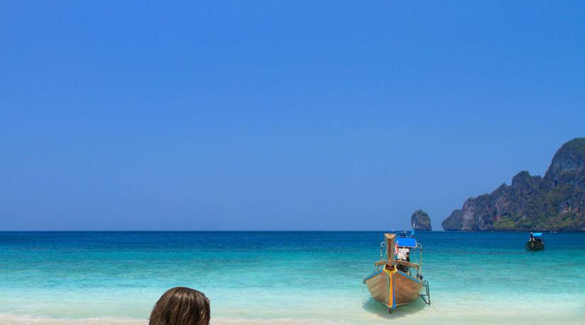 dovolenka, more, leto, pláž, slnko, pierok,...