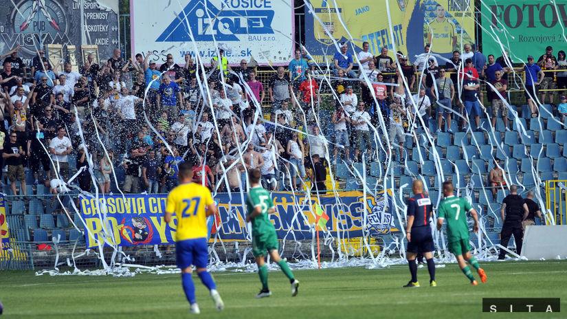 FC VSS Košice, FK Pohronie Žiar nad Hronom