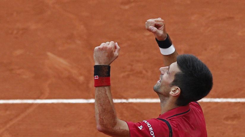 Novak Djokovič, Roland Garros