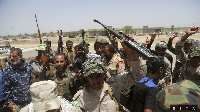 irak, fallúdža, islamský štát,
