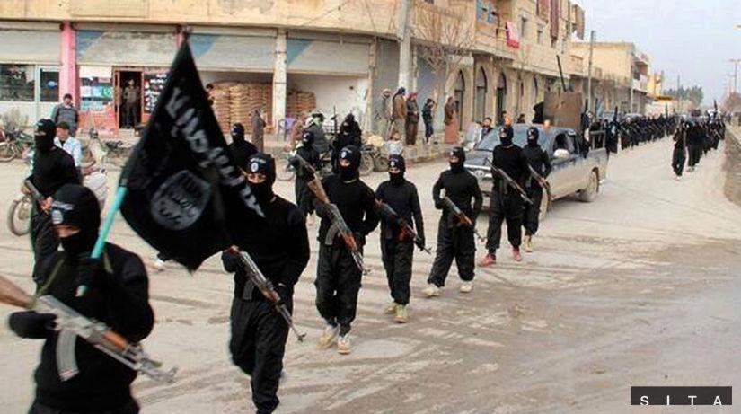 Islamský štát, fallúdža, irak,
