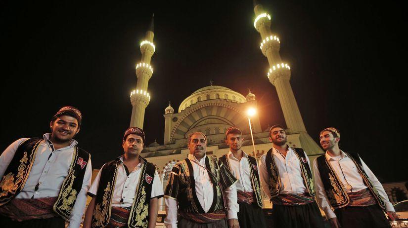 Turecko, ramadán, mešita, islam, moslimovia,...