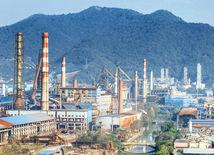 Čína, továreň