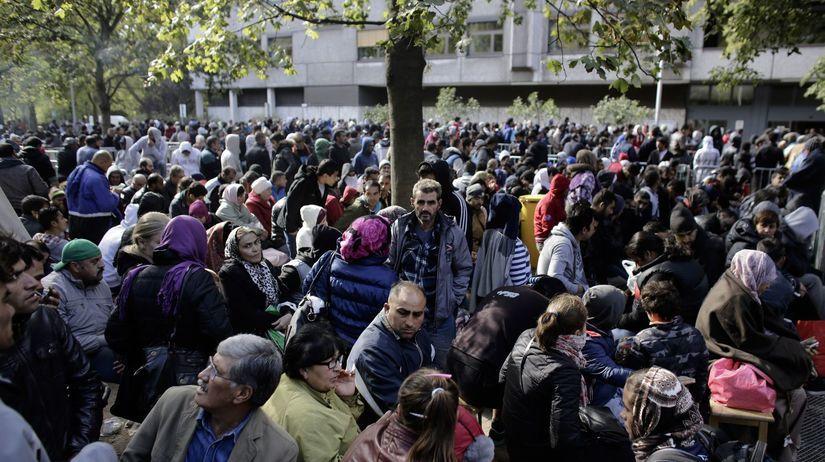 nemecko, utečenci,