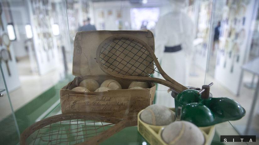 tenis, tenisové múzeum