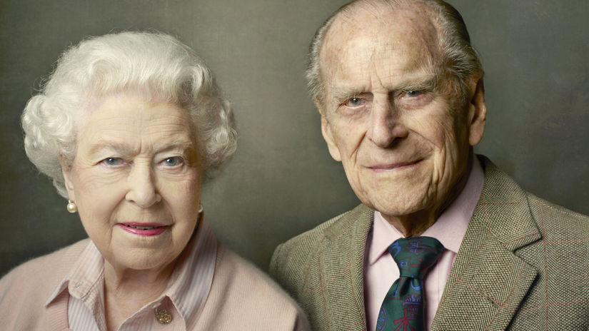 Alžbeta II, princ, Philip