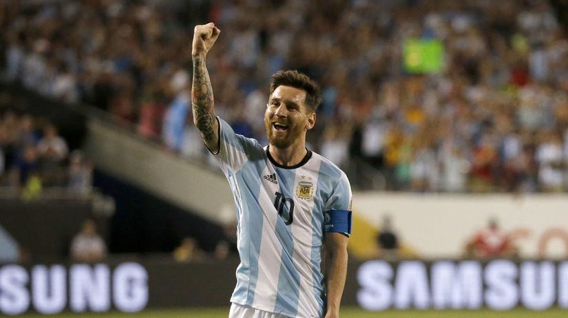 messi copa america argentina panama