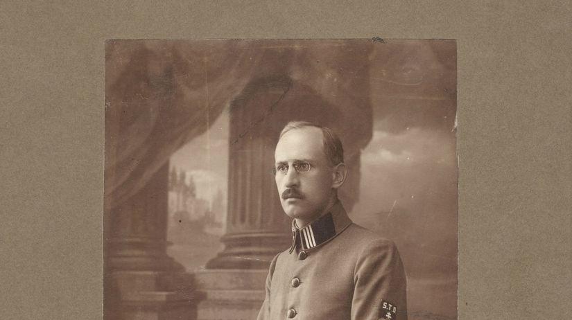 Fedor Ruppeldt, dobrovoľník