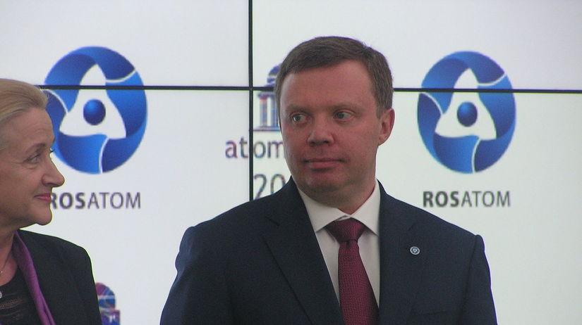 Komarov, Kirill Komarov, Rosatom