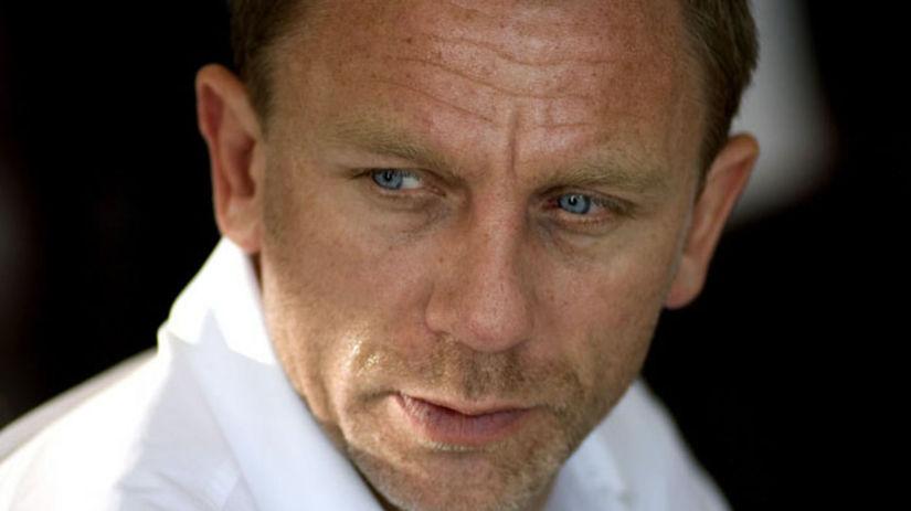 Daniel Craig Temné spomienky
