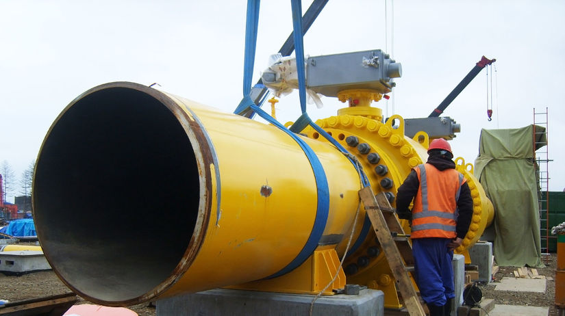 Nord Stream II, plyn, plynovod,