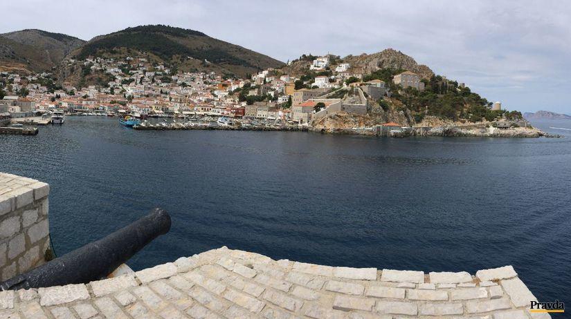Sarónske ostrovy, Grécko, more,