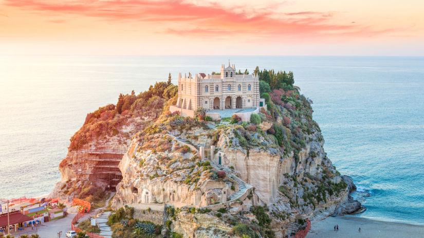 Taliansko, skala, bralo
