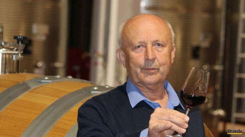 Vinár, Ondrej Celleng, víno