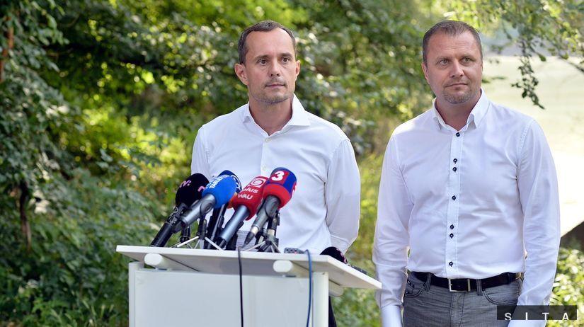 Radoslav Procházka, Procházka, Andrej Hrnčiar,...