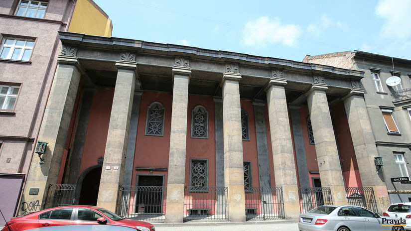 synagóga, ortodoxná synagóga