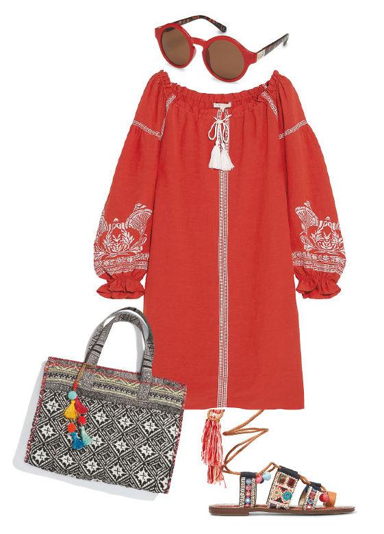 bf4e67b08416 Luxusne aj za pár eur - máme pre vás letné šaty 6-krát inak!