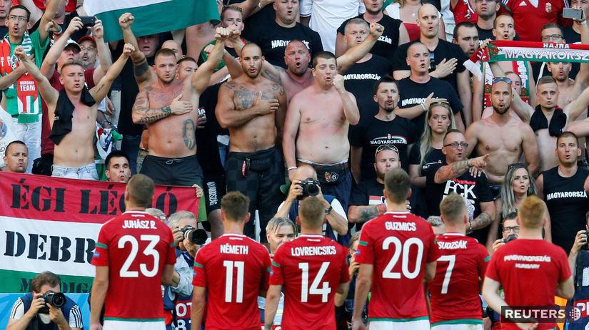 Maďarsko, Euro 2016, radosť