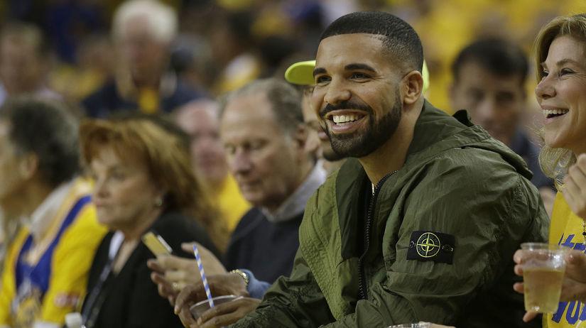 Raper a spevák Drake.
